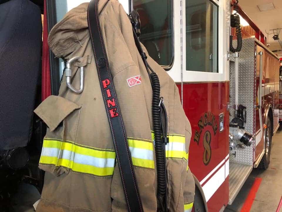 Fire Radio Harness