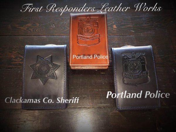 Notebook - Police Logos