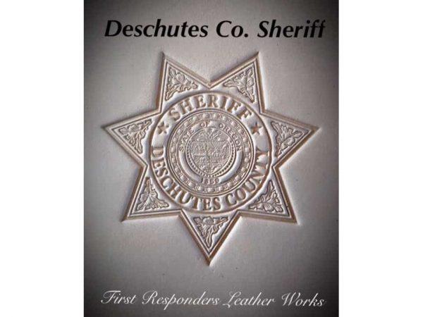 Deschutes County Sheriff Notebook