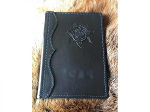 Custom Leather Portfolio Covers