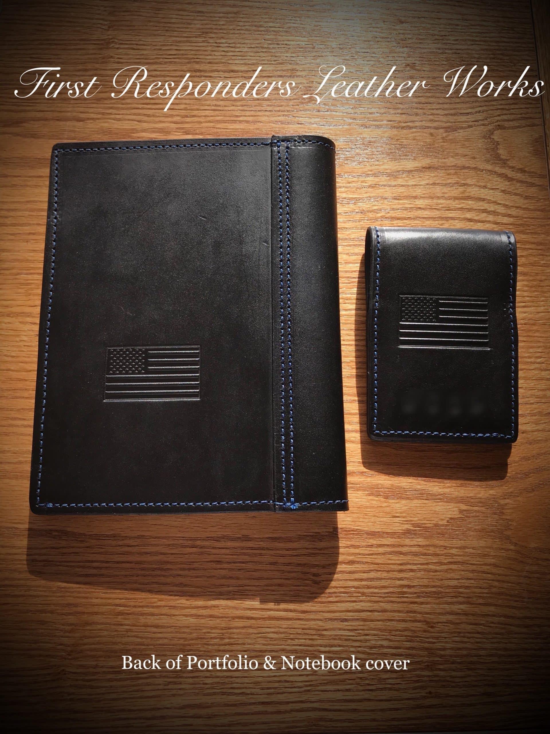 USA Notebook and Portfolio Cover