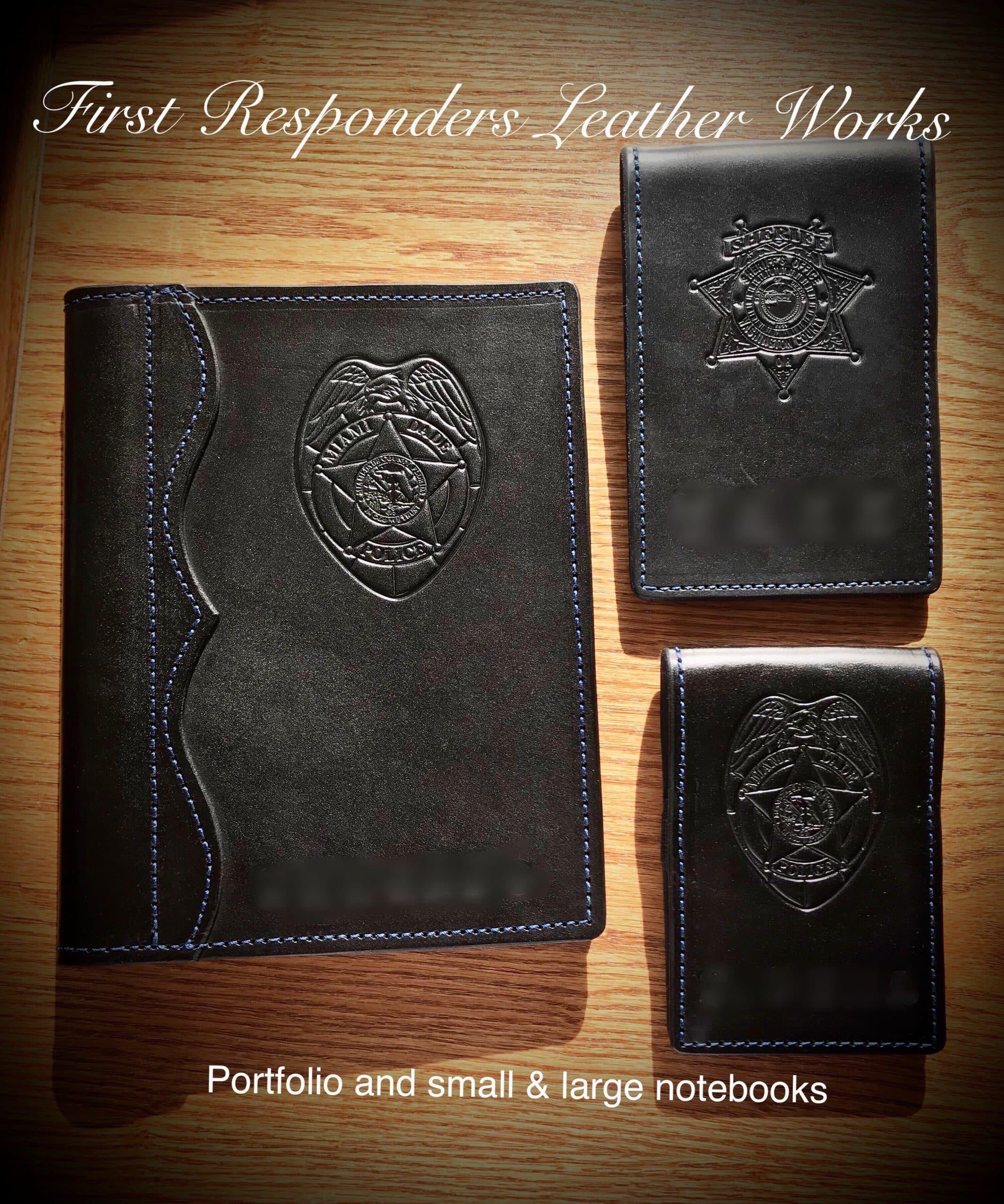 Notebook and Portfolio Cover
