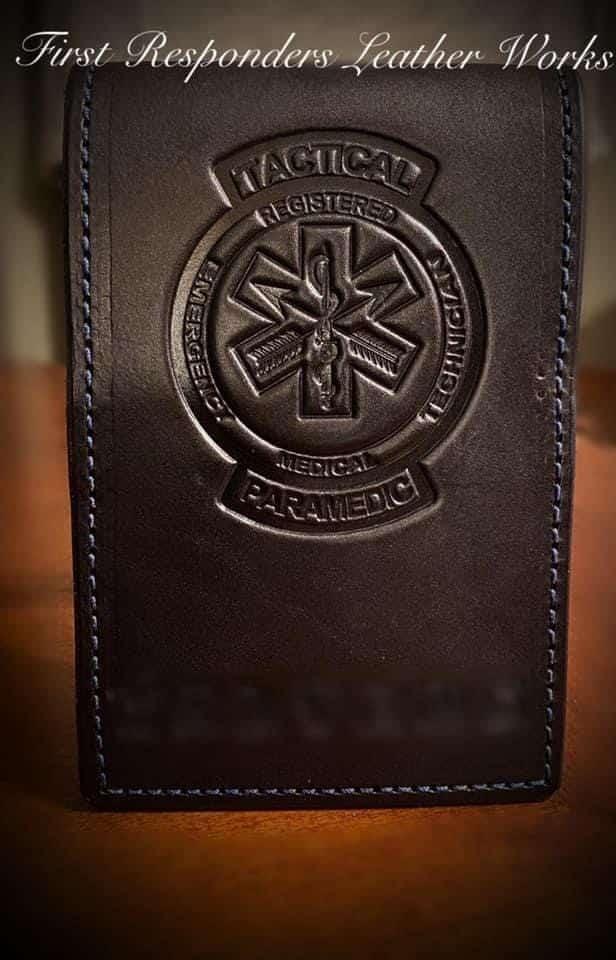 Tactical paramedic notebook